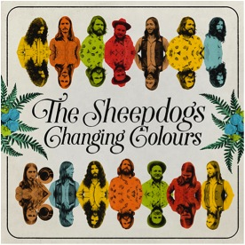 SHEEPDOGS, THE - Changing Colors