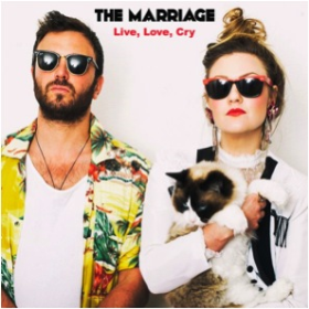 MARRIAGE, THE - Live, Love, Cry (single)