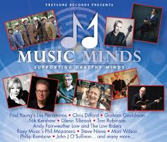 Various - Music Minds Supporting Healthy Minds